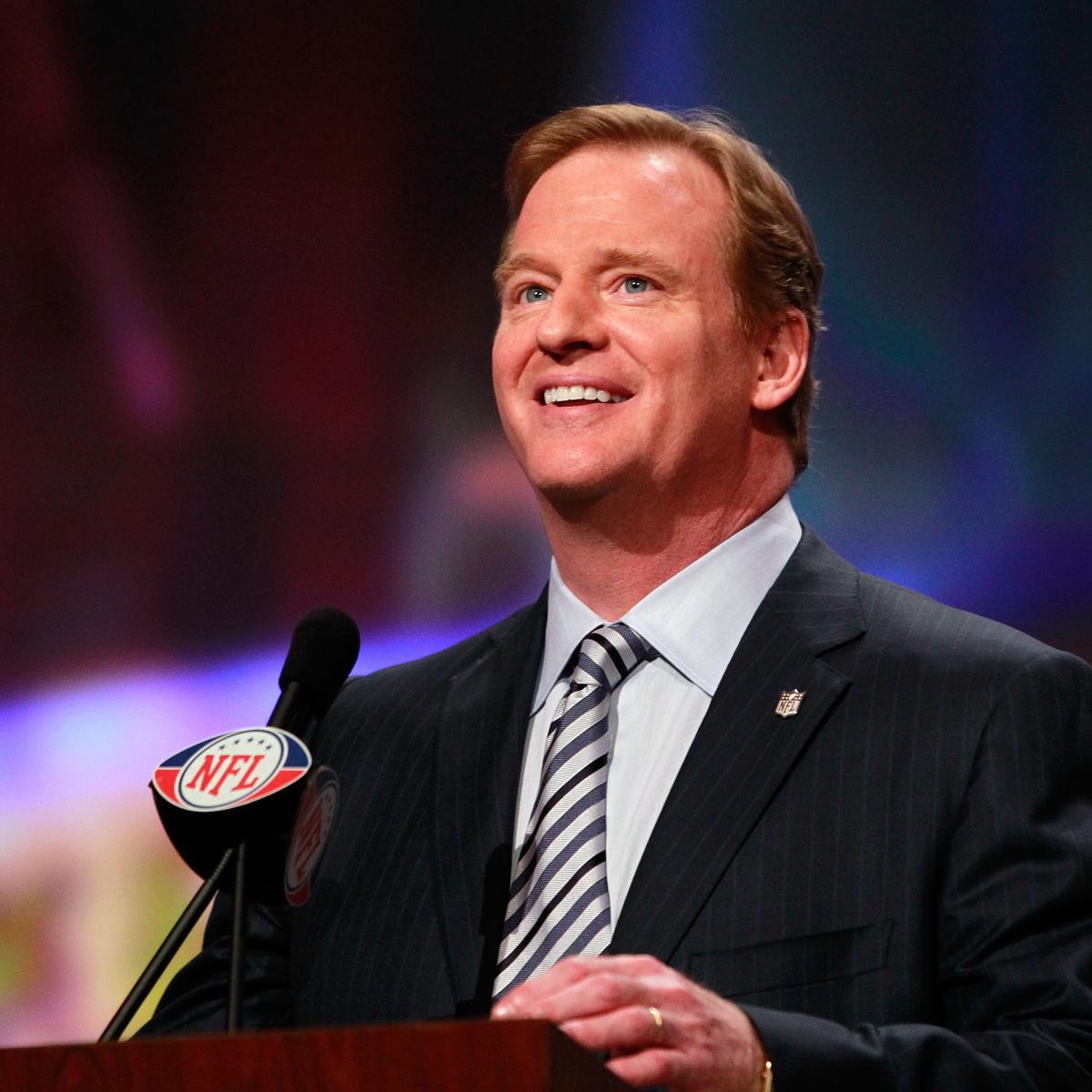 2012 NFL Mock Draft: Analyzing James Walker's AFC East