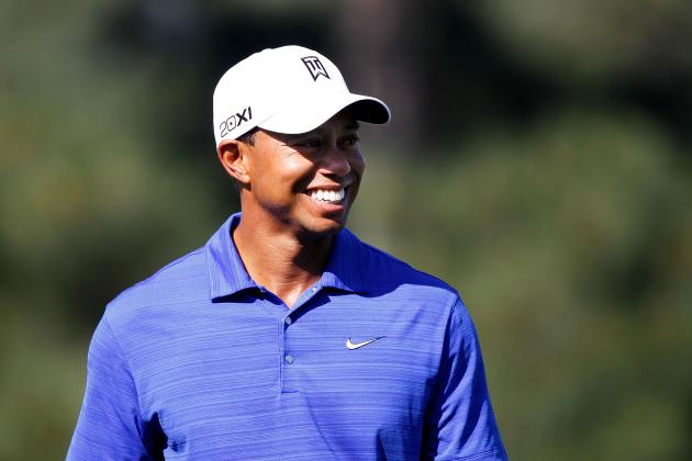 Masters Predictions 2012: Tiger Woods and Golfers with Most Pressure at Augusta