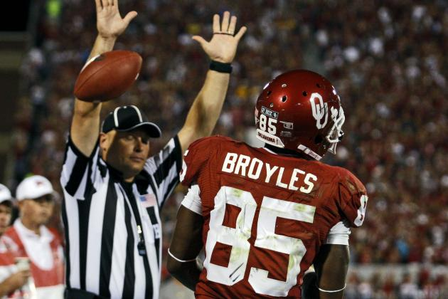 3 Wide Receivers the Baltimore Ravens Could Target in 2012 NFL Draft