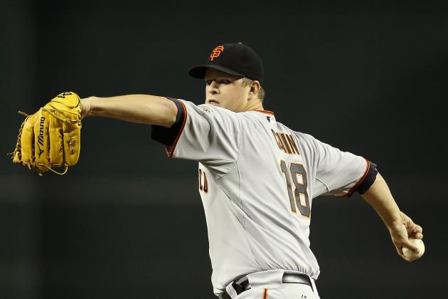 San Francisco Giants: Matt Cain Contract Extension Is a Terrible Decision