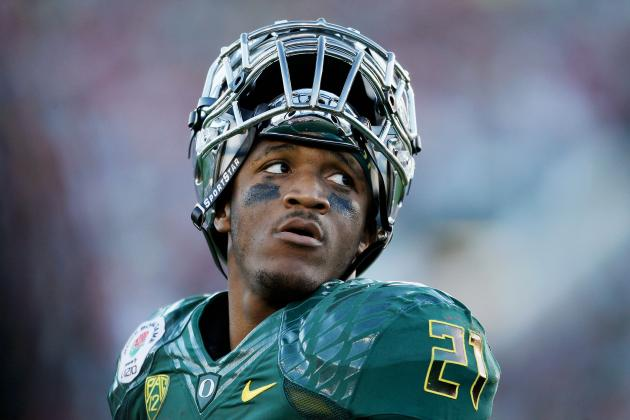 2012 NFL Draft: Should the New York Jets Draft LaMichael James?