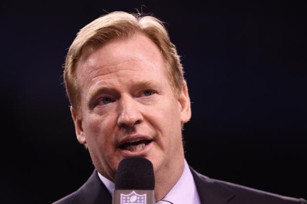Roger Goodell and Dick Durbin Make Miserable Football