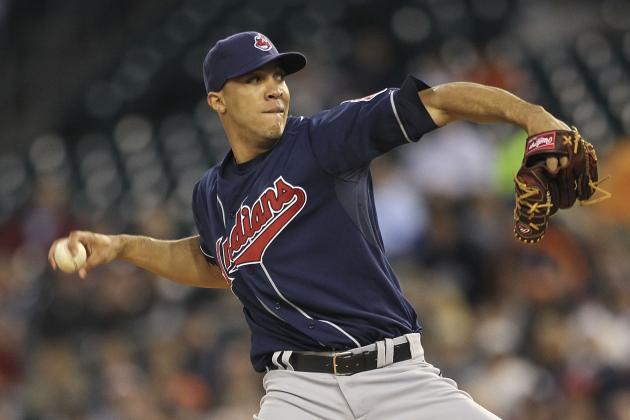 MLB: Ubaldo Jimenez Suspended 5 Games for Striking Troy Tulowitzki with Pitch