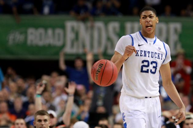 Kentucky vs Kansas: Live Score, Reaction and Analysis for NCAA Championship 2012