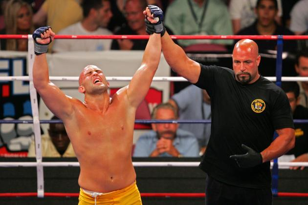 Mike Ciesnolevicz: 'I Have Absolutely No Fear of Jon Jones'