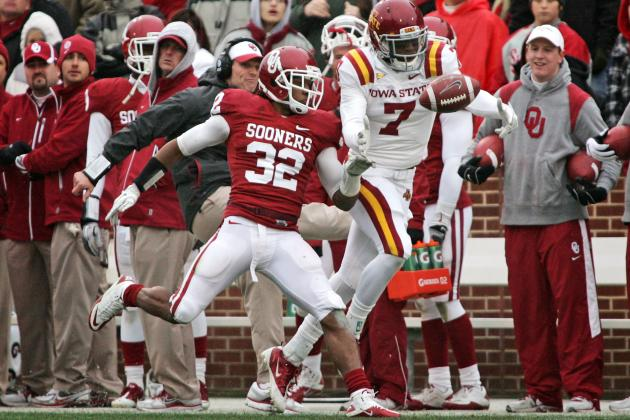 Oakland Raiders' 2012 NFL Draft Wish List No. 10:  CB Jamell Fleming
