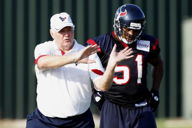 Texans' Writers Strike Back: Why Houston's Defense Won't Regress in 2012