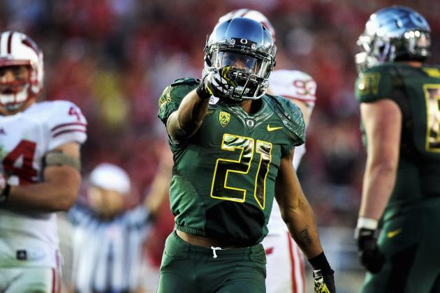 2012 NFL Draft: Why the Denver Broncos Are a Perfect Fit for LaMichael James