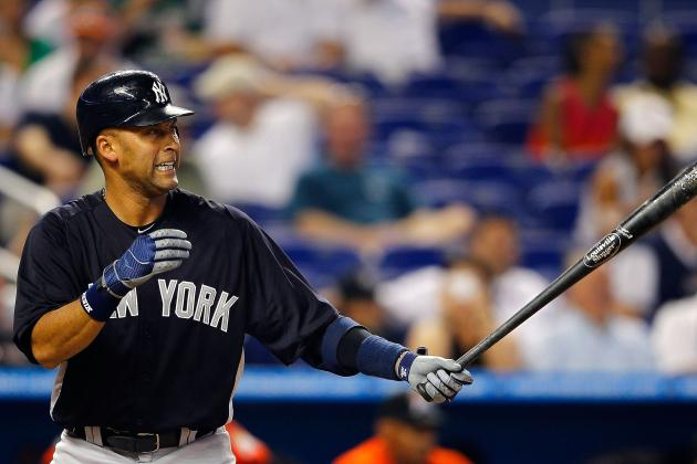 Fantasy Baseball 2012:  Can Derek Jeter Still Get It Done?
