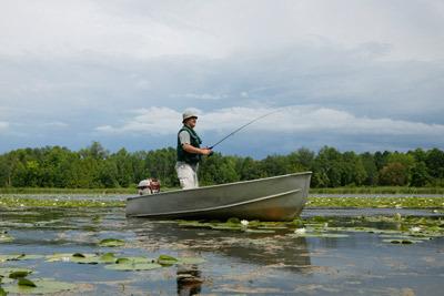 Fishing:  Best Spots for Amberjack