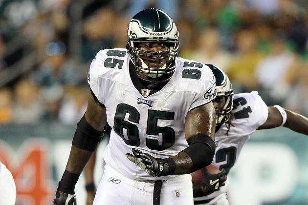 Philadelphia Eagles: Why King Dunlap Won't Replace Jason Peters