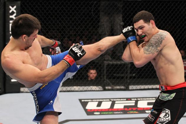 UFC 148: Why Demian Maia's Move to Welterweight Is the Right Decision