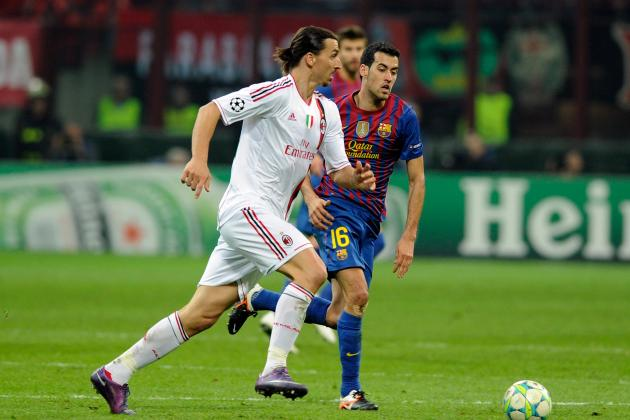 Barcelona vs. AC Milan: Pressure on Rossoneri to Come Through at Camp Nou