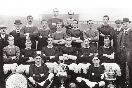 Manchester United History: 1900-1909