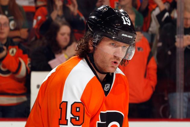 Philadelphia Flyers Were Smart Not to Trade Scott Hartnell and Ilya Bryzgalov