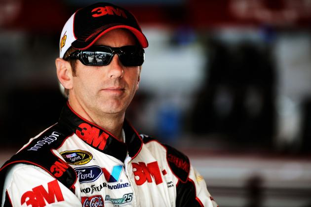Greg Biffle: Can NASCAR Sprint Cup's Current Leader Keep Up His Fast 2012 Start?