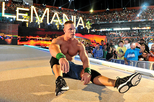 WWE Raw Results: John Cena's Legacy Is Forever Tainted