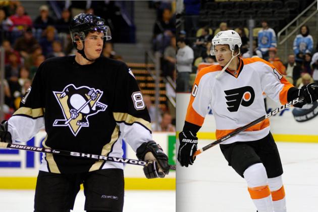 Philadelphia Flyers: Brayden Schenn Has a New Best Friend