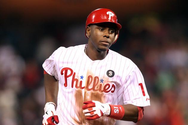 Philadelphia Phillies: The Left Field Position Battle