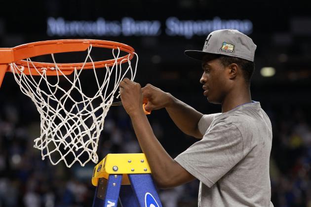 Kentucky vs. Kansas: Doron Lamb and Stars Who Shined in 2012 NCAA Championship