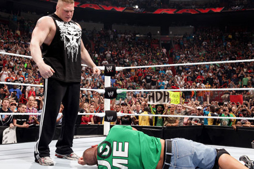 Brock Lesnar Returns to WWE:  What Does It Mean for the Future?