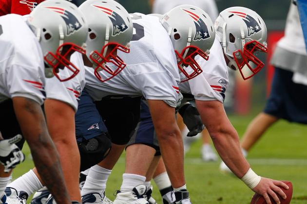 Pre-Draft Look at the New England Patriots' 2012 Roster: Part 2, Offensive Line