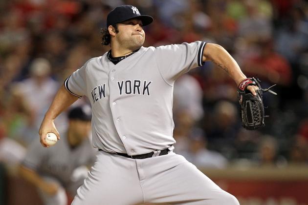 New York Yankees: Will Joba Chamberlain Still Pitch in 2012?