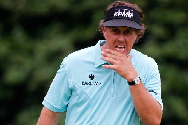Masters Odds 2012: Phil Mickelson Still Isn't Safe Bet After Houston Open