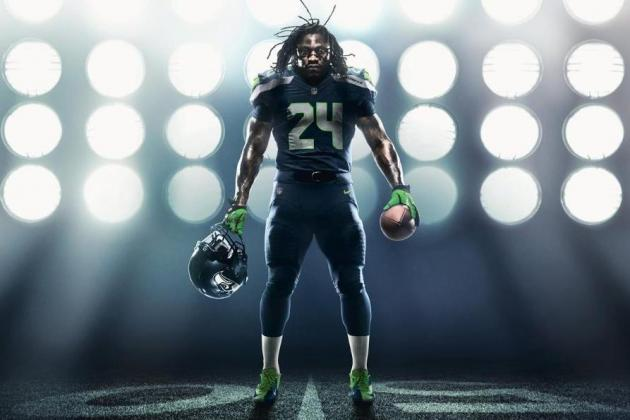 Nike Scores Another Touchdown with Seattle Seahawks' Latest Design
