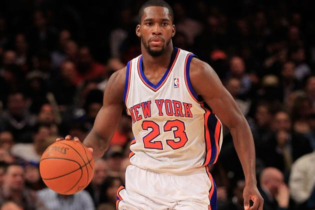 New York Knicks: Why Toney Douglas Is Key to Knicks' Success