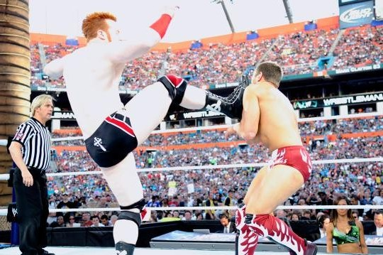 WWE News: Reason for Short Sheamus-Daniel Bryan Match Revealed