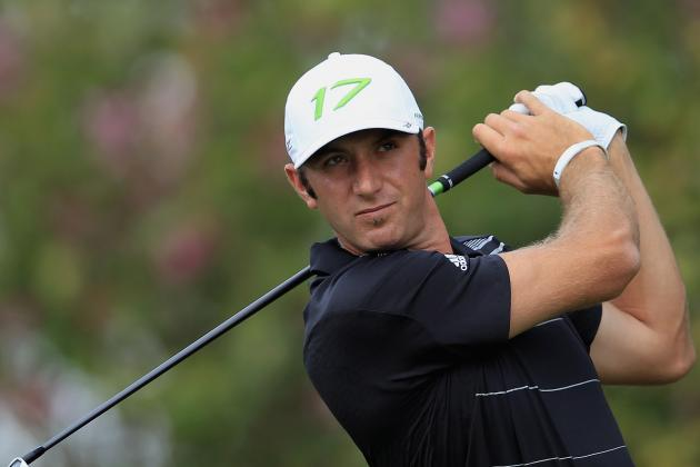 Masters 2012: Injury Forces Dustin Johnson to Withdraw from Field