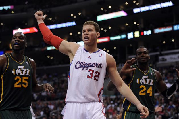 Blake Griffin Dunks, No One Seems to Notice. What's Up with That?