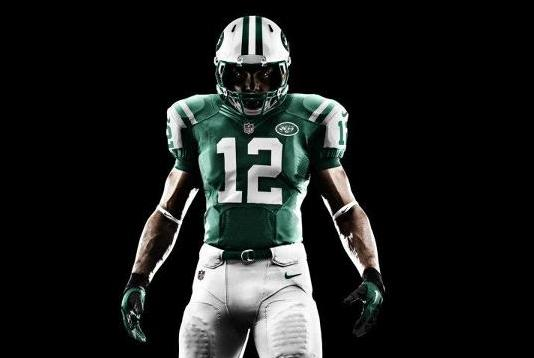 New York Jets Nike Uniforms: Grading the 2012 Home Jerseys