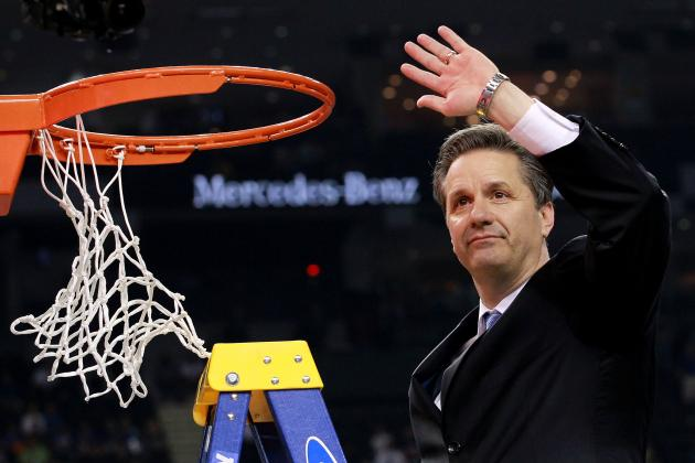 NCAA Should Put John Calipari's Championship Trophy on Ice for a Few Years