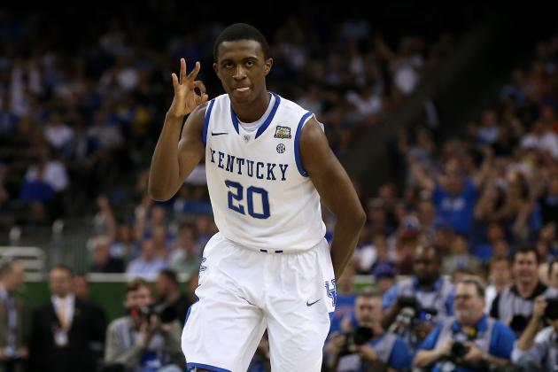 Kentucky vs. Kansas: How Title Game Impacted Prospects' NBA Draft Stock