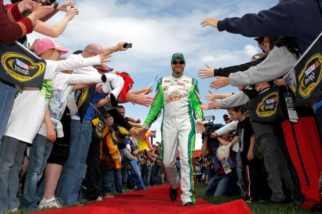 Dale Earnhardt Jr: Is NASCAR's Most Popular Driver for Real in 2012?