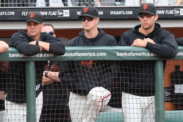San Francisco Giants: What Matt Cain's Big Deal Means for the Other Giants
