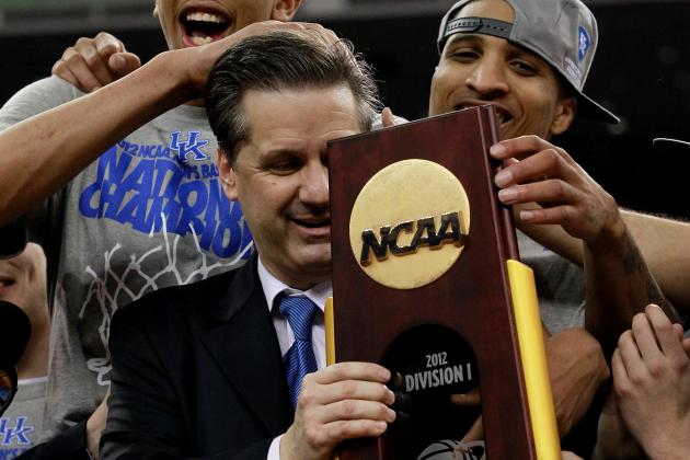 Final Four: John Calipari Proves He's an Elite Coach and That Talent Wins Titles