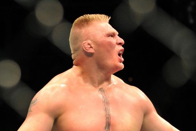 WWE Raw Rating Is in: WrestleMania and Brock Lesnar Bring the Numbers