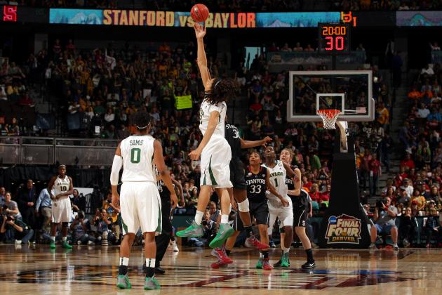 Brittney Griner: Baylor Star Overcomes Taunts to Dominate National Title Game
