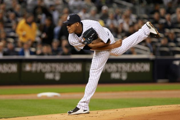New York Yankees: Is Something Wrong with Ivan Nova?