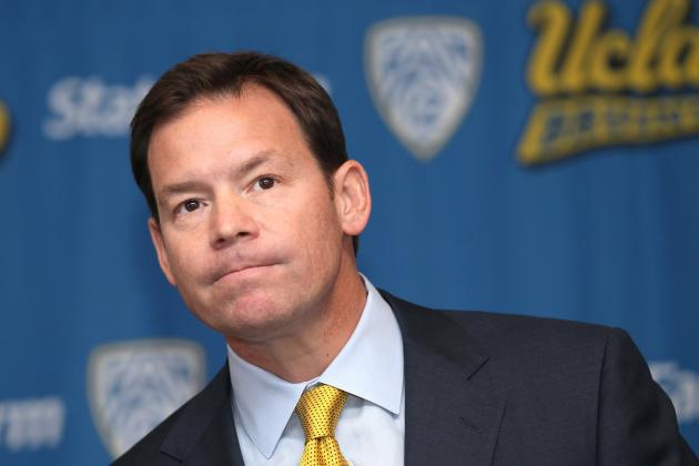 UCLA Football 2012: Jim Mora Is the Big Reason Bruins Fans Should Be Excited