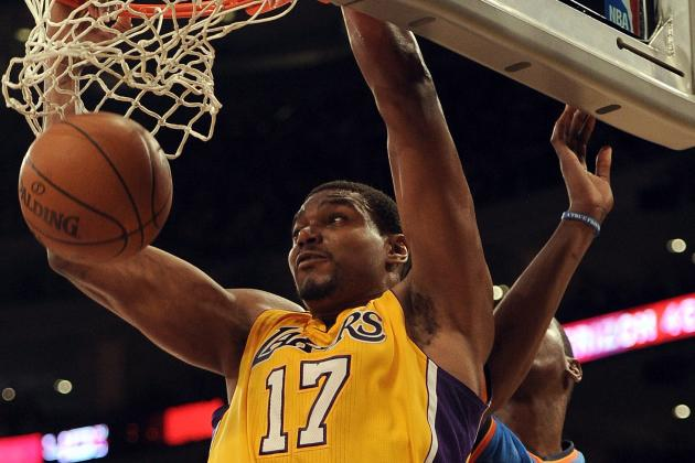 Andrew Bynum: Los Angeles Lakers Reportedly Fine Rogue Big Man