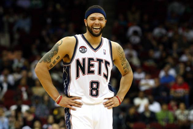 Deron Williams Didn't Ask to Be in Jersey, Excited to Be Free Agent This Summer