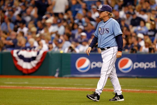 Tampa Bay Rays: Example No. 21,348 That Joe Maddon Is the Smartest MLB Manager