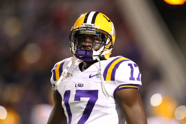 Morris Claiborne's Wonderlic Score Proves NCAA Needs Change