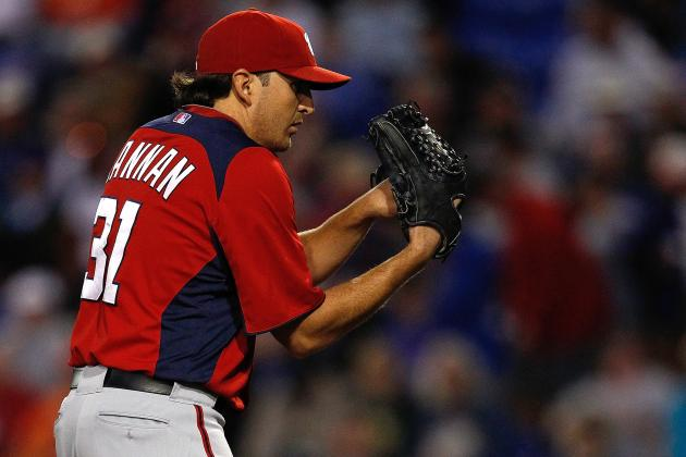 Washington Nationals: John Lannan to Triple-A; Ross Detwiler to Rotation
