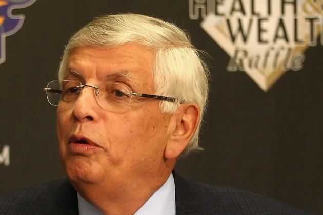 David Stern Wants to Raise NBA Draft Age Limit for No Good Reason at All