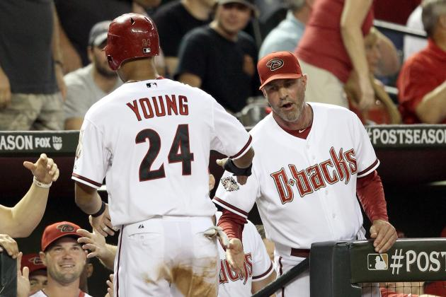 Fantasy Baseball Sleepers 2012:  Can Chris Young Blow Up This Season?